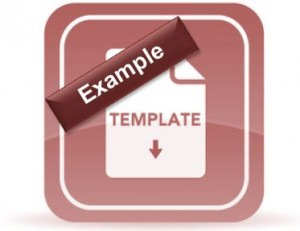 Example Template Icon